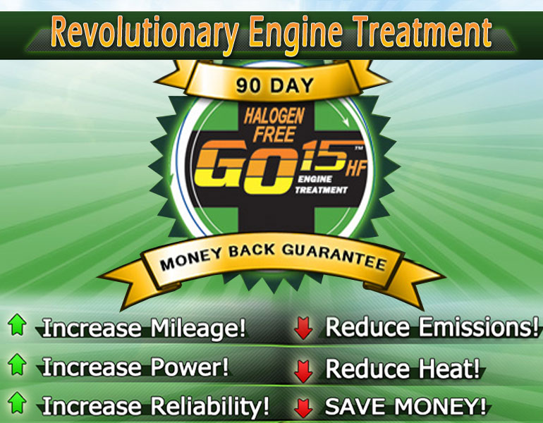 Revolutionary Engine Treatment